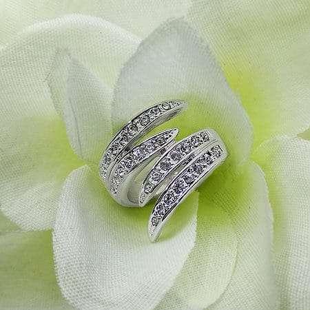 Premium Platinum Ring